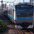 Photos: 京浜東北線 普通大船行 CIMG4763