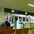 空港内シャトルバス