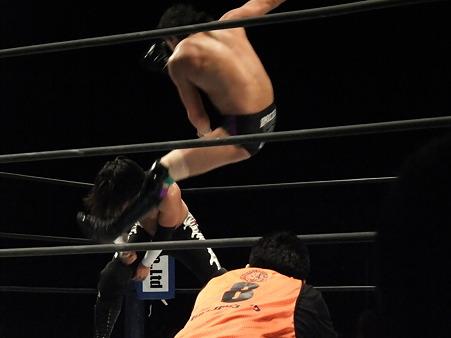 新日本プロレス BEST OF THE SUPER Jr.XVIII 〜Bring it on!〜 ディファ有明 20110528 (6)