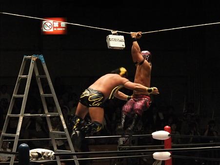 全日本プロレス 後楽園ホール 20110712 (4)