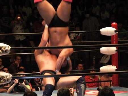 全日本プロレス 後楽園ホール 20110712 (38)