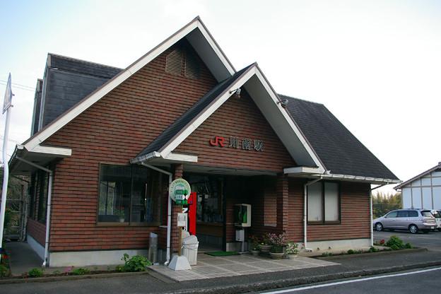 JR九州・日豊本線、川南駅 - 写...