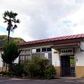JR西日本・三江線、石見簗瀬駅