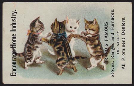 ダンスcatsクロモスカード,拡大