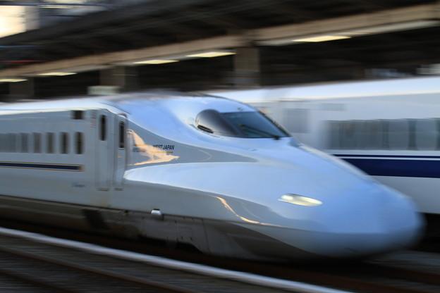 新幹線 N700系 さくら