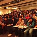 Photos: 日本留学の説明会