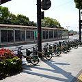 写真: D-1 旧市民球場前サイクルポート