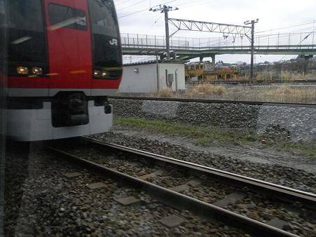 快速エアポート成田の車窓62