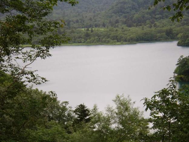 写真: 8_17オコタンペ湖01