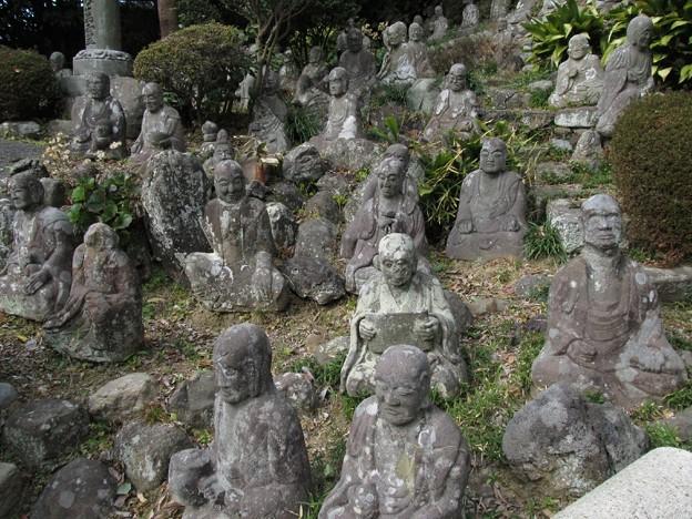 清見寺<五百羅漢像>?