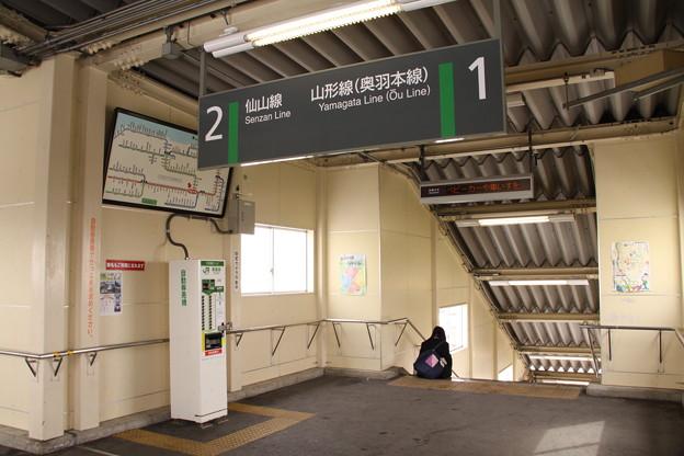 羽前千歳駅 - 写真共有サイト「...