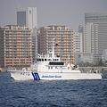 神戸海保 PC18 巡視艇はるなみ