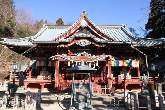 Photos: 110131-105高尾山・薬王院・本社