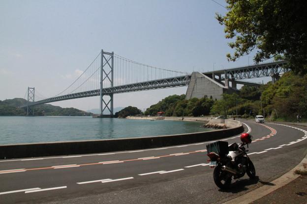 Photos: 110508-9因島大橋2