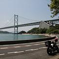 写真: 110508-9因島大橋2