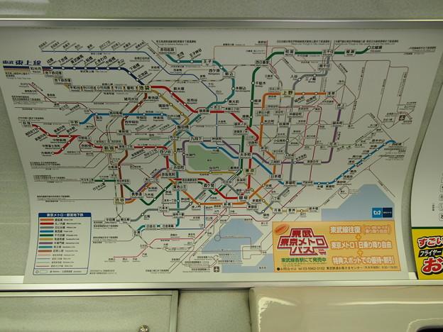図 東京 メトロ 路線
