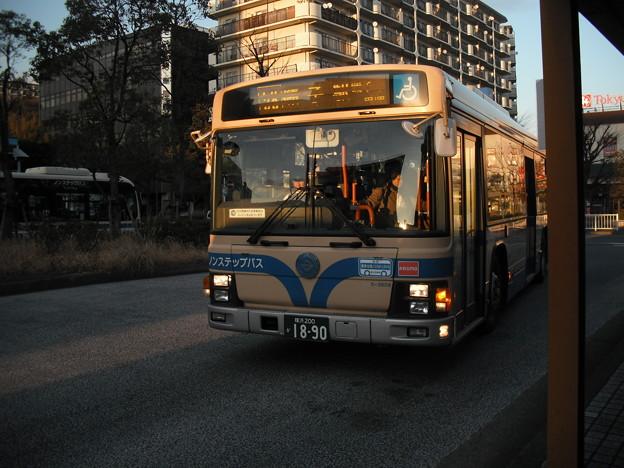 横浜市営5-3809号車(根岸)