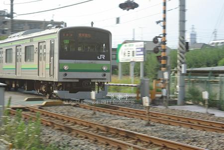 横浜線向け205系