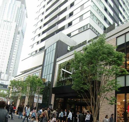 NU chayamachiプラス  2011年4月29日(木) 開業-230429-2