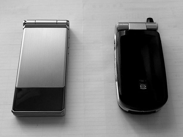 携帯二世代 a