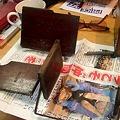 桐箱はすぐに分解 木クギが使われていました