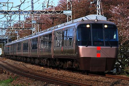 小田急 30000形 EXE
