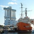 南極観測船ふじ乗船(施設2)
