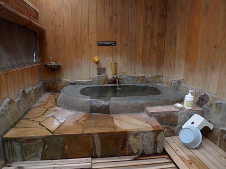 林田温泉 大楠の湯(6)家族風呂