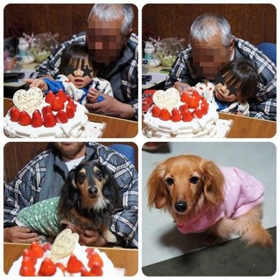 20120401 ケーキ☆