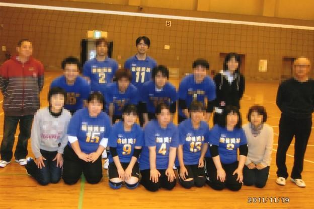 2011・11・19中央大会(県大会)だっちゃ☆