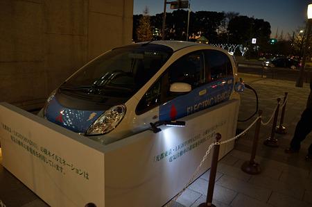 電気自動車の力
