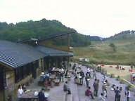 砥峰高原ライブカメラで自分撮り