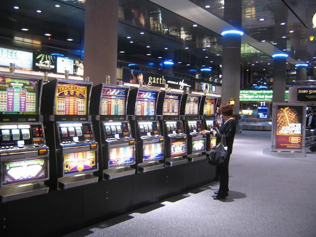 Shoko at Airport 10-3-2011 2118