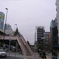 View from Iwamoto-Cho - Showa Ave.201-11-18