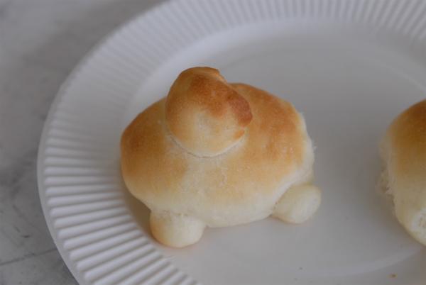 ユーノスロードスターのパン・・・に見えるでしょうか?