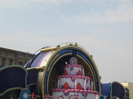 ユニバーサルスタジオ10周年
