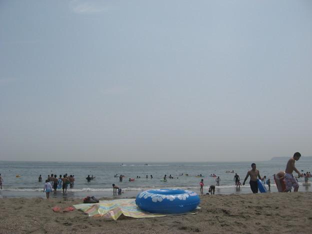 写真: 三浦海岸なう