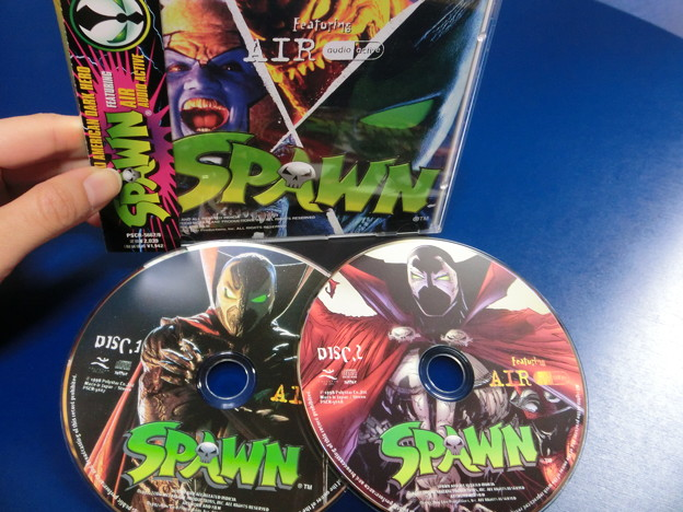 SPAWN♪AIR♪♪audio active