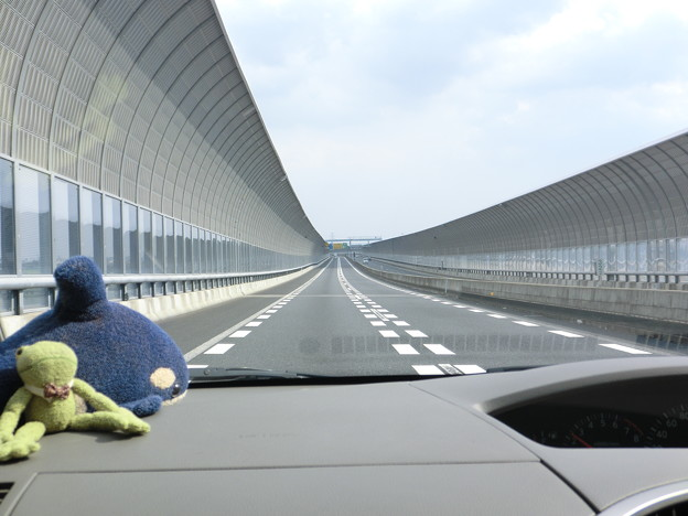 Photos: 静かな高速道路。。。