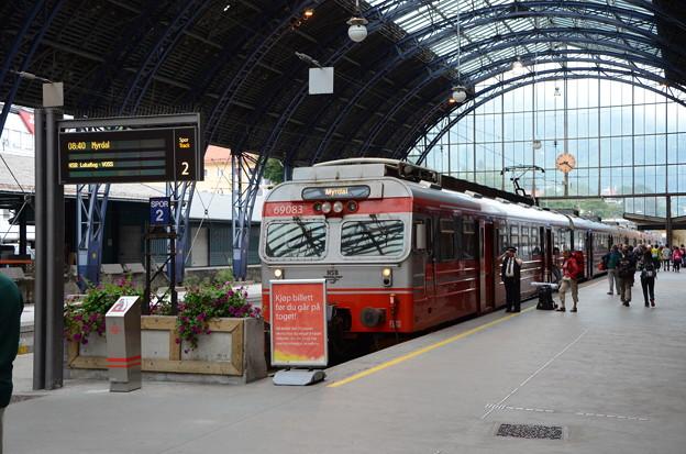 01.ベルゲン駅