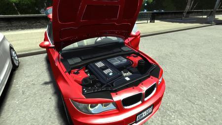 GTAIV BMW 1シリーズ120I フード